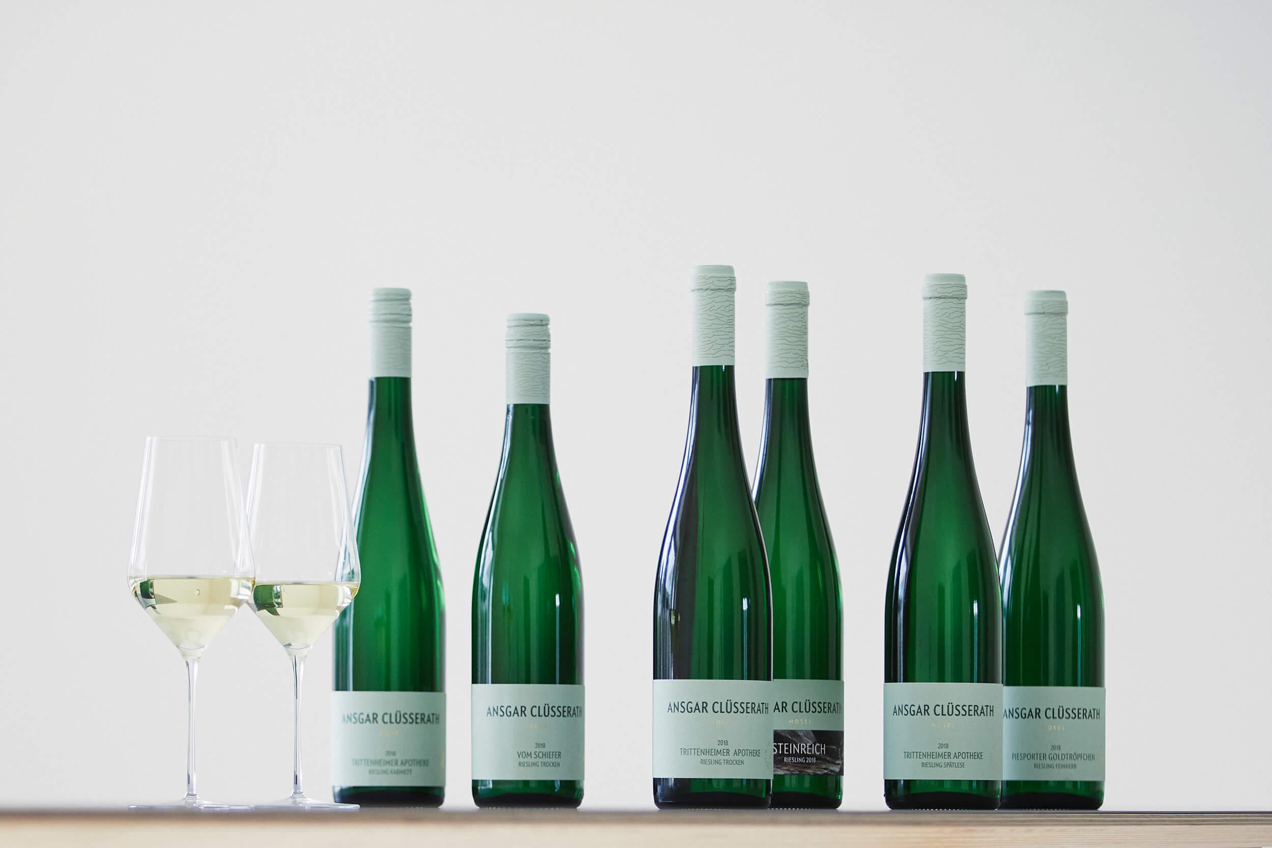Flaschen neu